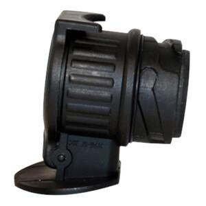 Mini Kurzadapter 13-auf-7-polig 12 V Kunststoff PKW