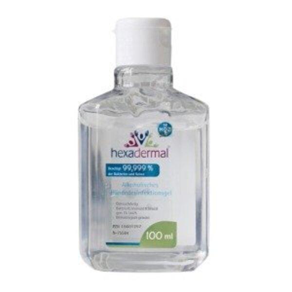 Hexadermal  Händedesinfektionsgel 100 ml