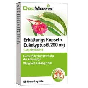 DocMorris Erkältungskapseln Eukalyptusöl 1 St