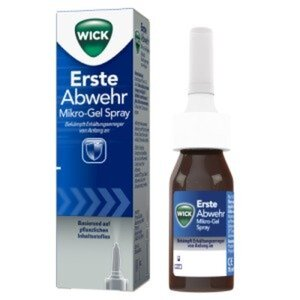 WICK Erste Abwehr Mikro-Gel Spray 15 ml