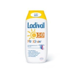 Ladival Kinder Milch LSF 50+ 200 ml