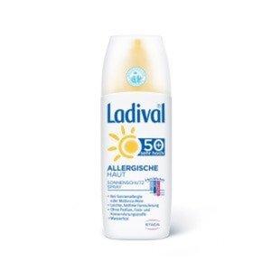 Ladival Allergische Haut Sonnenschutz Spray LSF 50+ 150 ml
