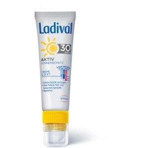 Ladival Aktiv Sonnenschutz für Gesicht und Lippen 1 St