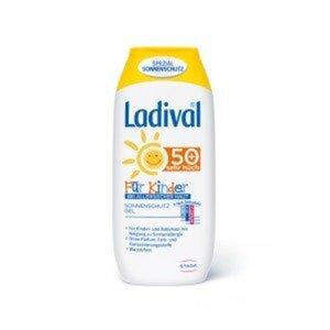 Ladival Kinder bei Allergischer Haut Gel LSF 50+ 200 ml