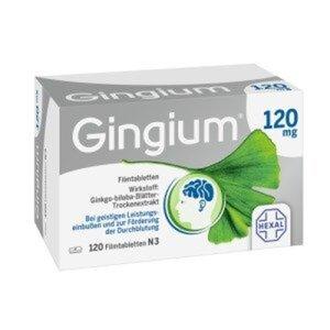 Gingium 120 mg Filmtabletten 120 St