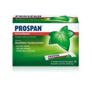 Prospan Hustenliquid im Portionsbeutel 105 ml