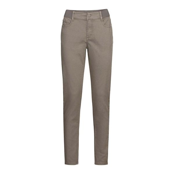 Damen-Jeans mit elastischem Bund