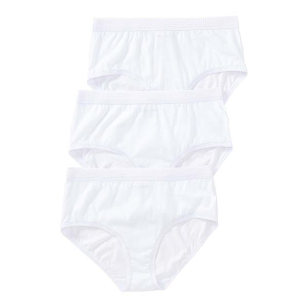 Damen-Taillenslip, 3er Pack