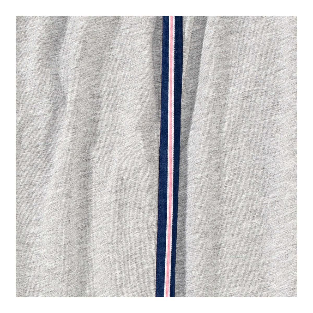 Bild 2 von Mädchen-Schlafanzug in Melange-Optik, 2-teilig