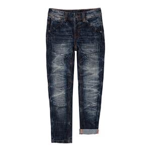 Jungen-Jeans mit coolen Wasch-Effekten