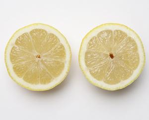 NATUR Lieblinge kleine SCHÄTZE Zitrone mit essbarer Schale