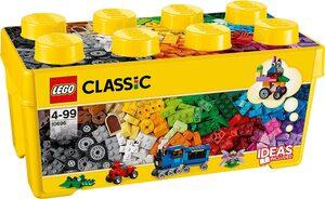 LEGO® Konstruktions-Spielset »LEGO 10696 Classics: Mittelgroße Bausteine-Box«