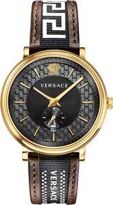 Versace Schweizer Uhr »V-CIRCLE, VEBQ01619«