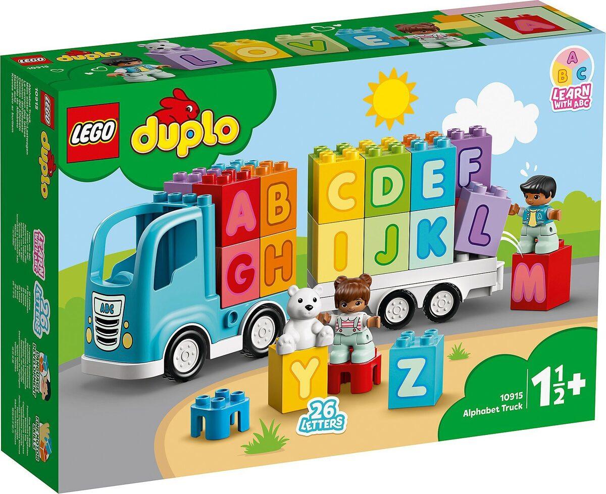 Bild 1 von LEGO® Spielbausteine »LEGO® DUPLO 10915 Mein erster ABC-Lastwagen«