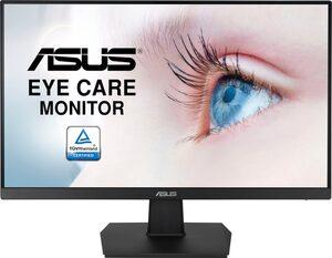 Asus VA24EHE LED-Monitor (1920 x 1080 Pixel, Full HD, 5 ms Reaktionszeit, 75 Hz)