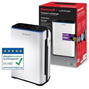 Honeywell Luftreiniger HPA710WE4, Premium-Luftreiniger mit echtem HEPA-Filter