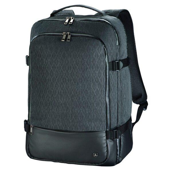 "Hama Notebook-Rucksack ""Day Trip Traveller"", bis 40 cm (15, »Laptoprucksack Grau«"