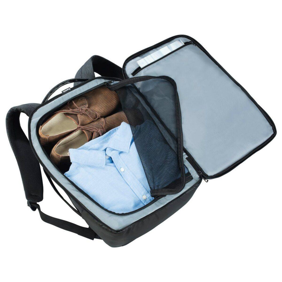 """Bild 3 von Hama Notebook-Rucksack """"Day Trip Traveller"""", bis 40 cm (15, »Laptoprucksack Grau«"""