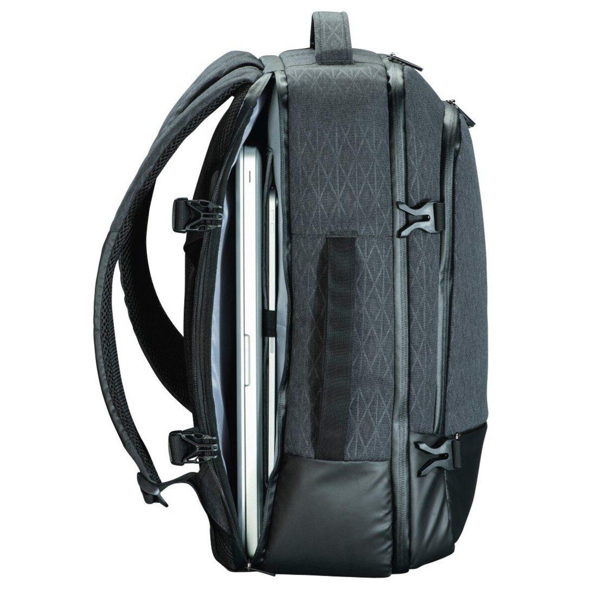 """Bild 5 von Hama Notebook-Rucksack """"Day Trip Traveller"""", bis 40 cm (15, »Laptoprucksack Grau«"""