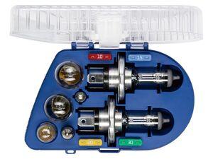 ULTIMATE SPEED® Kfz-Ersatzlampen und Sicherung, 11-teilig, UV-freies Licht