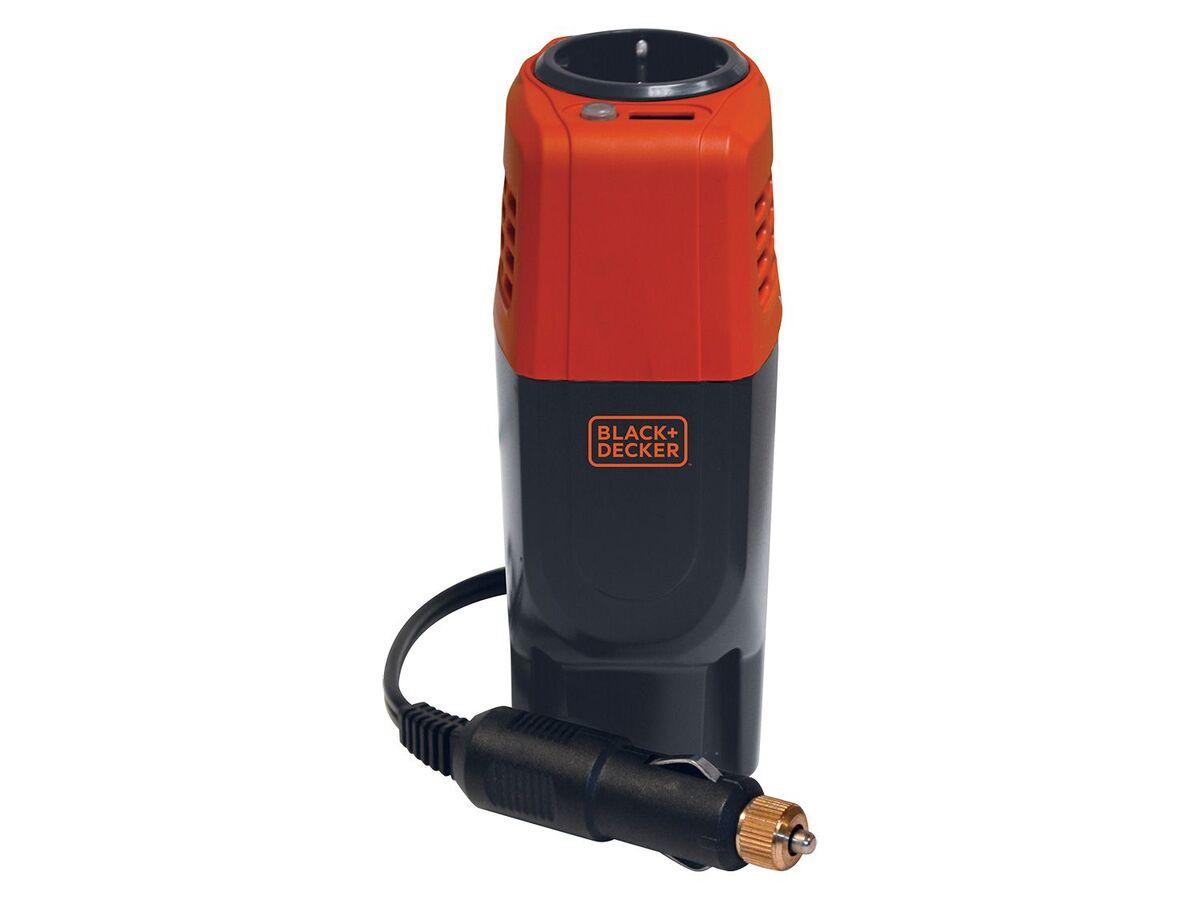 Bild 2 von Black & Decker KFZ Wechselrichter, 100 W, 12/240 V