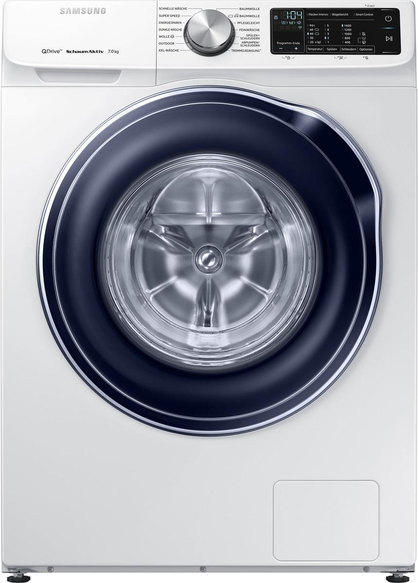 Bild 1 von SAMSUNG WW70M642OBW/EG QuickDrive™ Waschmaschine (7 kg, 1400 U/Min., A+++)