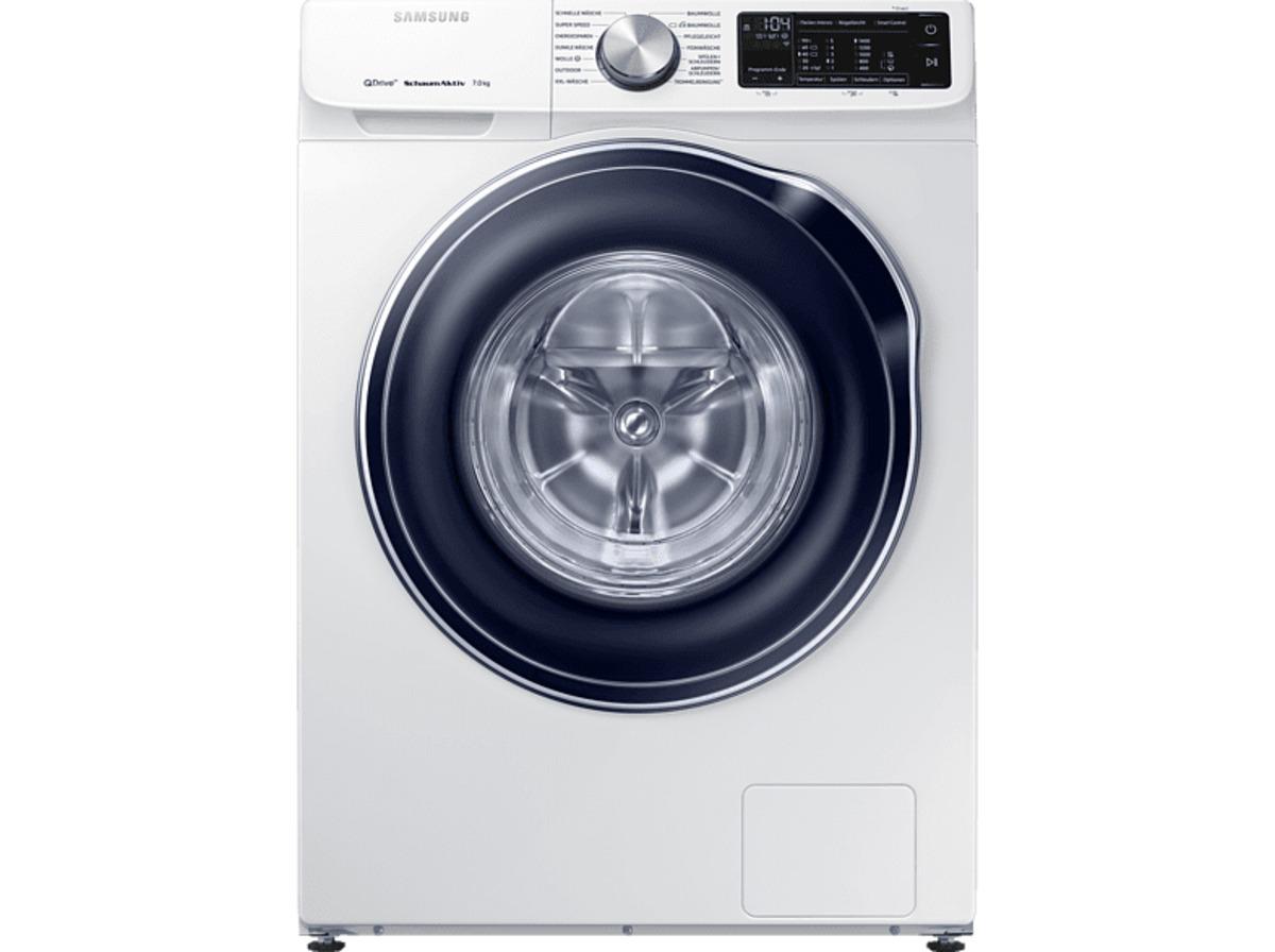 Bild 2 von SAMSUNG WW70M642OBW/EG QuickDrive™ Waschmaschine (7 kg, 1400 U/Min., A+++)