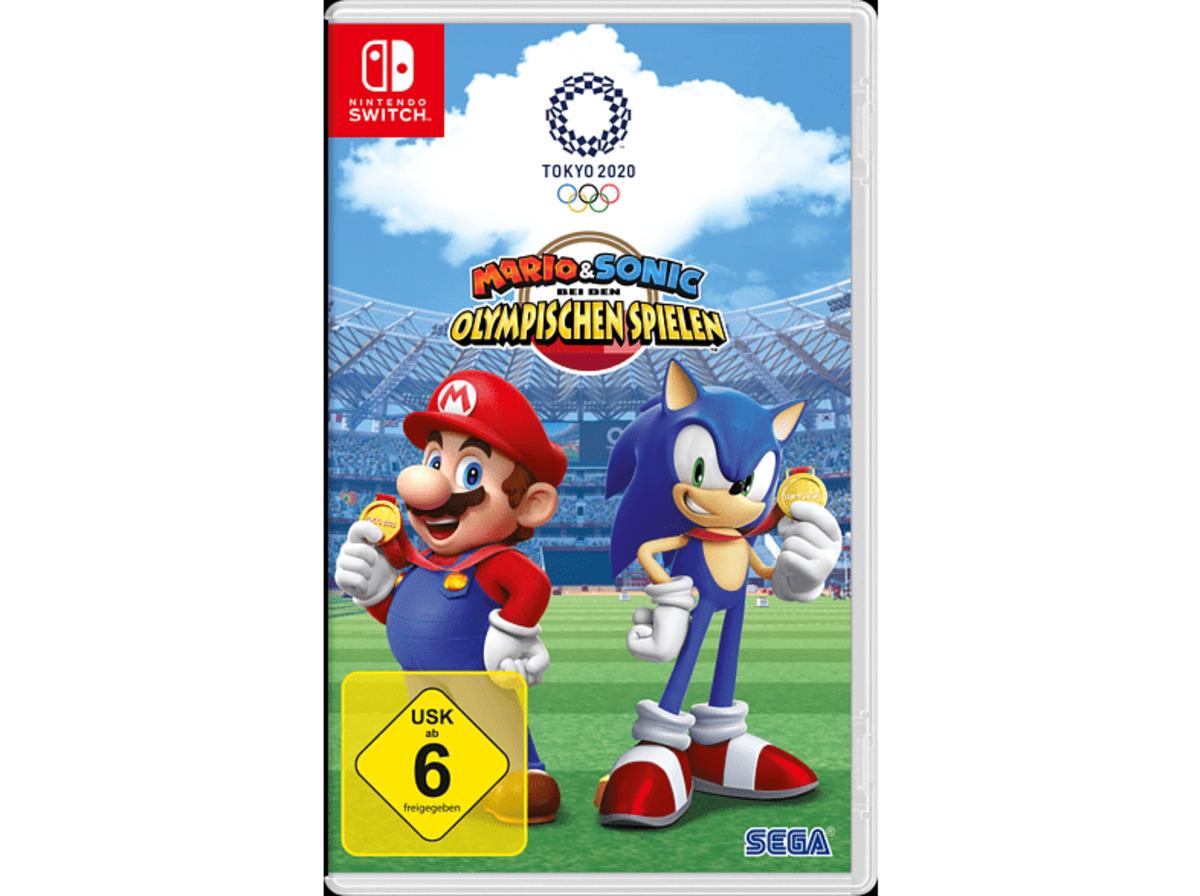 Bild 2 von Mario & Sonic bei den Olympischen Spielen: Tokyo 2020 [Nintendo Switch]