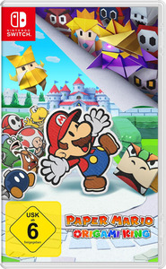 Paper Mario - The Origami King  [Nintendo Switch]