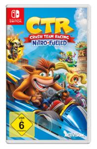 CTR Crash Team Racing Nitro Fueled [Nintendo Switch]