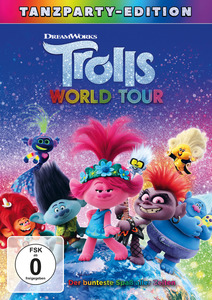 Trolls 2- Trolls World Tour [DVD]