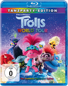 Trolls 2- Trolls World Tour [Blu-ray]