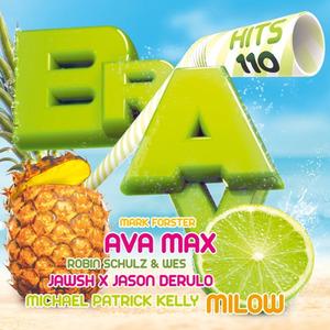 VARIOUS - BRAVO Hits Vol.110 [CD]