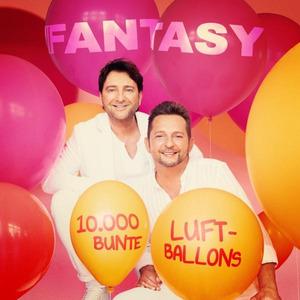 Fantasy - 10.000 BUNTE LUFTBALLONS [CD]