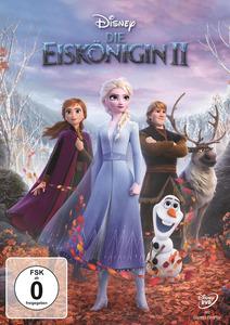 Die Eiskönigin 2 [DVD]