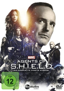 Marvel Agents of S.H.I.E.L.D. - 5. Staffel [DVD]