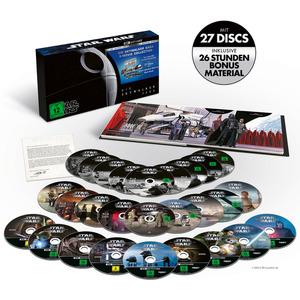 Star Wars Episode 1-9 - Die Skywalker Saga [4K Ultra HD Blu-ray]