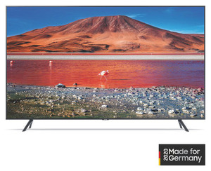 SAMSUNG GU 75TU 7199 UXZG,  LED TV, Carbonsilber