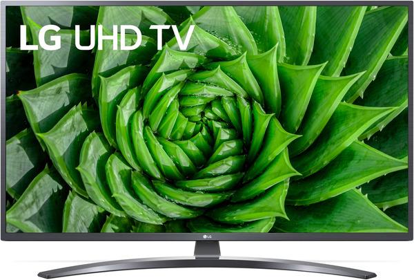 LG 65UN74007LB,  LCD TV, Anthrazit