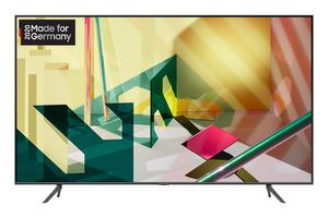 SAMSUNG GQ 85 Q 70 TGTXZG,  QLED TV, Carbonsilber