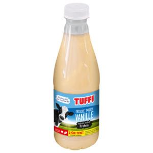 Tuffi frische Vanille Milch 0,5l