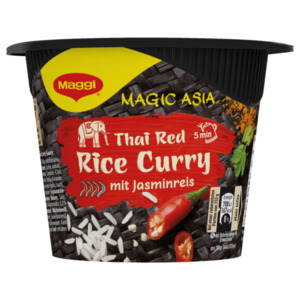 Maggi Magic Asia Thai Red Rice Curry 45g