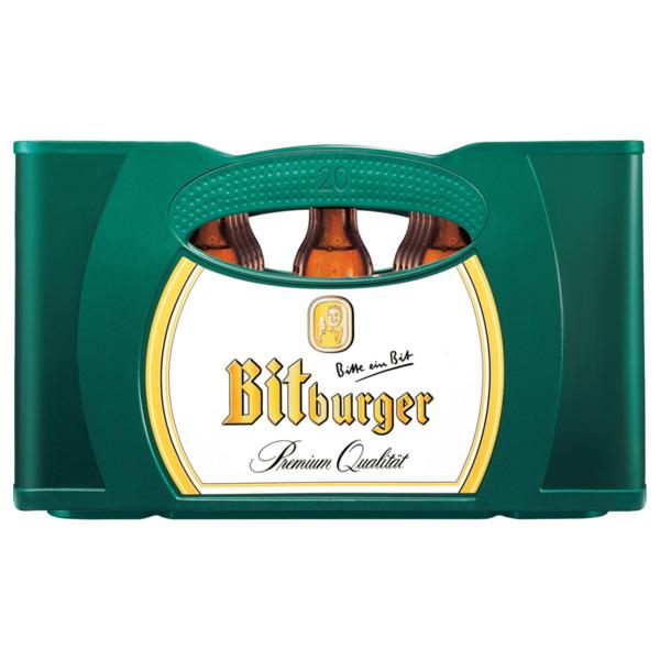 Bitburger Kellerbier 20x0,33l