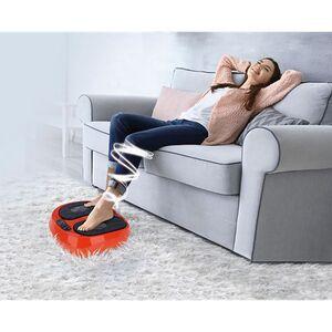 MAXXMEE Vibrationsgerät Training & Massage 24V schwarz/orange