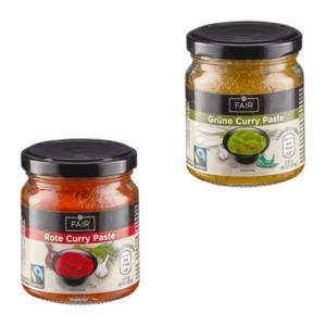 FAIR     Curry Paste, Fairtrade