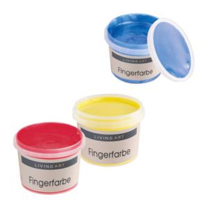 LIVING ART     Fingerfarben