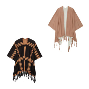 UP2FASHION  	   Poncho
