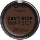 Bild 1 von NYX PROFESSIONAL MAKEUP Foundation Can't Stop Won't Stop Full Coverage Powder Foundation Deep Espresso 24