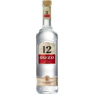 Ouzo 12 38,0 % vol 0,7 Liter