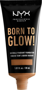 NYX PROFESSIONAL MAKEUP Make-up Born To Glow Naturally Radiant Foundation Almond 15.3